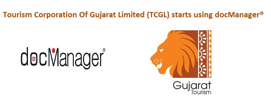Tourism Corporation Of Gujarat Limited TCGL starts using docManager®